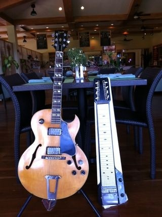 gibson and steelsmooth Jazz combo