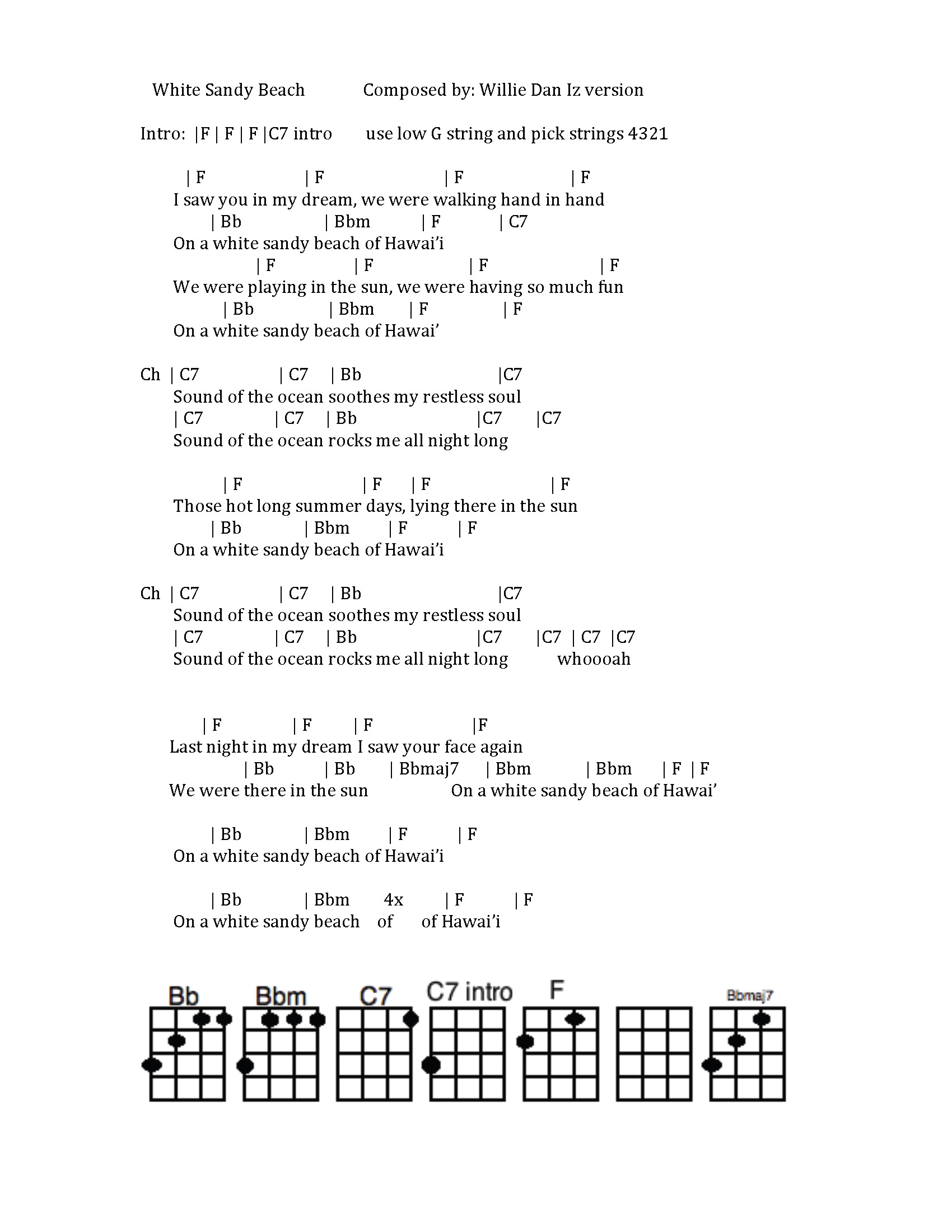 Lying eyes guitar chords